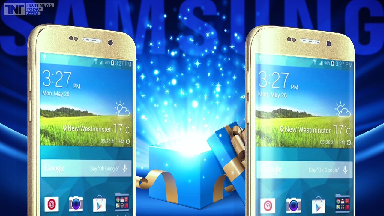 Samsung's Galaxy S6 and S6 edge Give More with Galaxy Gifts