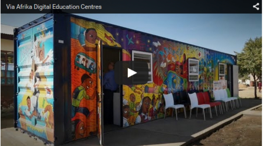 Via Afrika's VADEC to show how eLearning is transforming education at African EduWeek