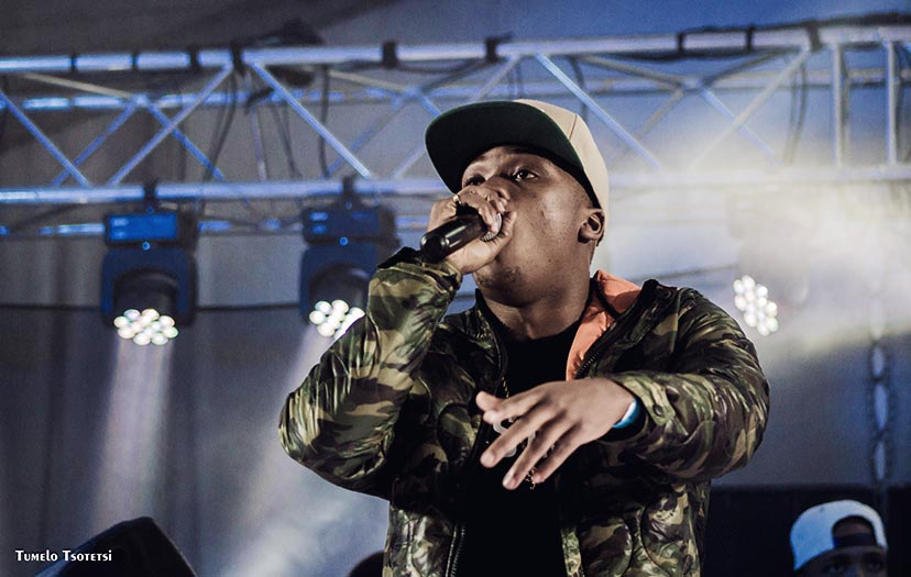 THE INAUGURAL BOKONE BOPHIRIMA MOTSWAKOFEST 2015 EXPLODED WITH A MASSIVE LINE UP