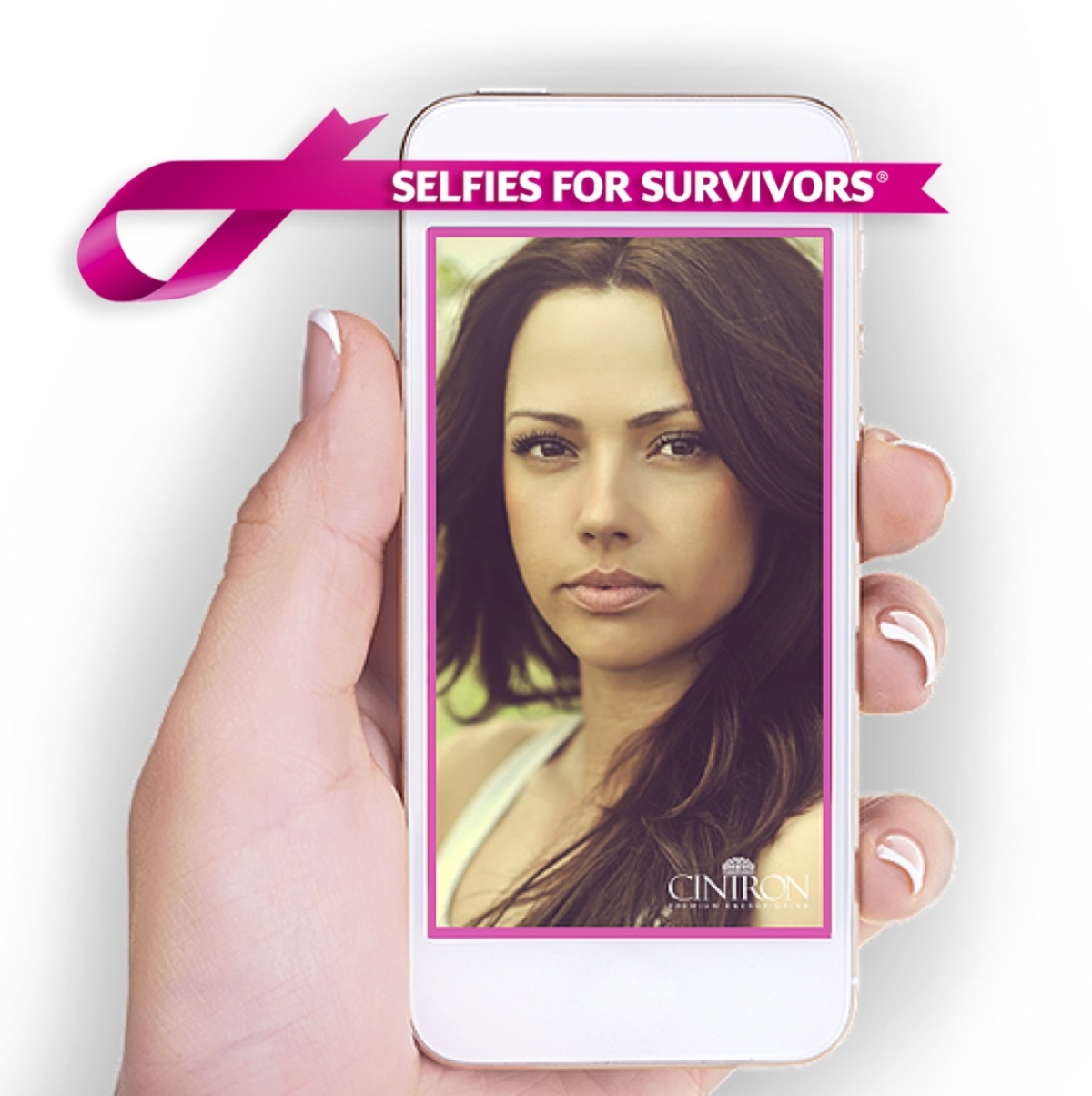 Get Your Pink On, Snap a Selfie, Save a Life – #CintronSelfie to Donate R10 Per Selfie to PinkDrive