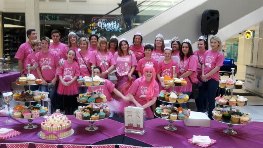 National Cupcake Day at Eastgate Shopping Centre