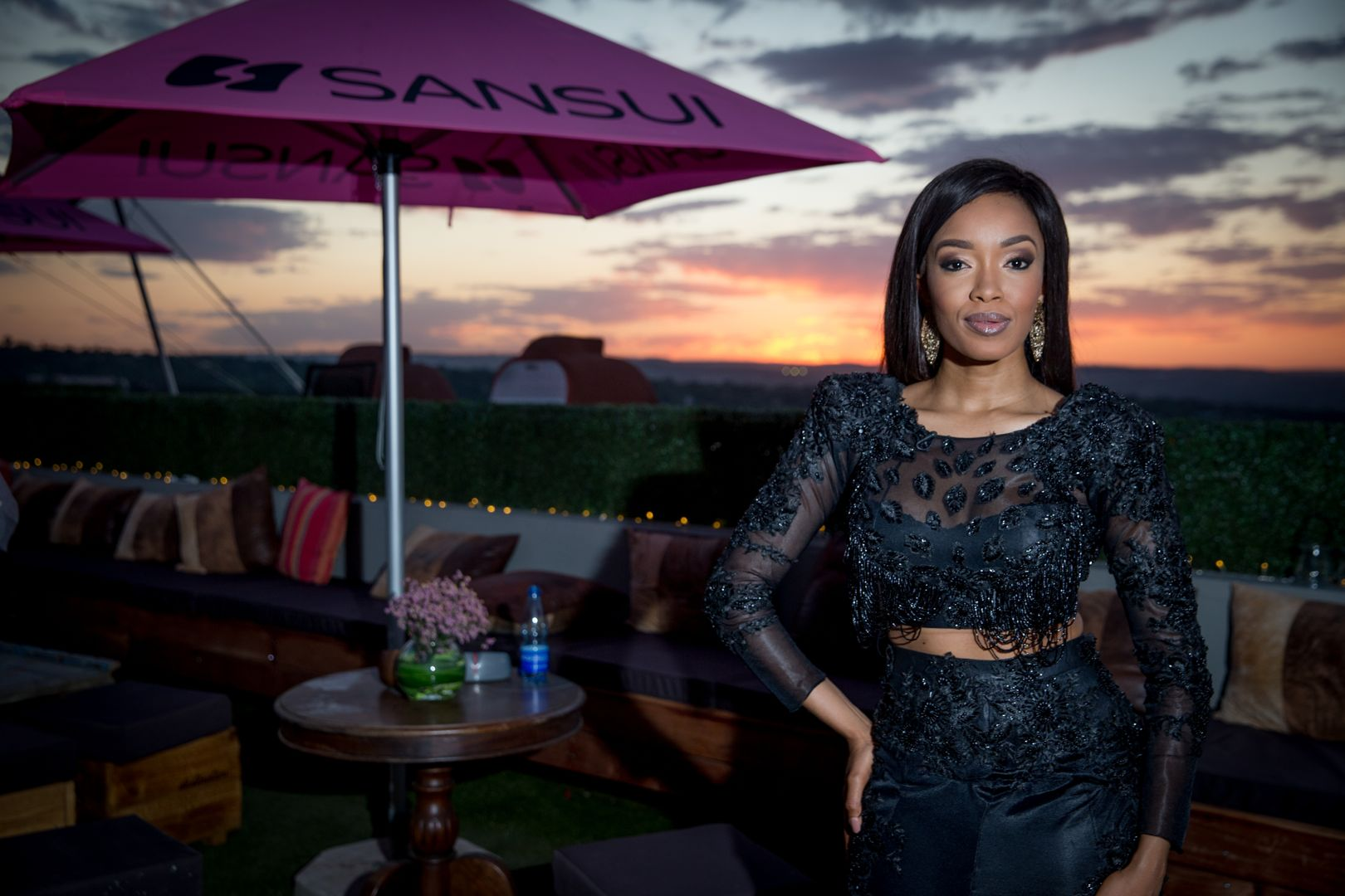 GAUTENG SANSUI SUMMER CUP launches Johannesburg's premier horseracing event in style