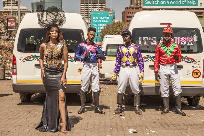 PINK GLAM, BLING AND MORE JOZI AT THE GAUTENG SANSUI SUMMER CUP 2015