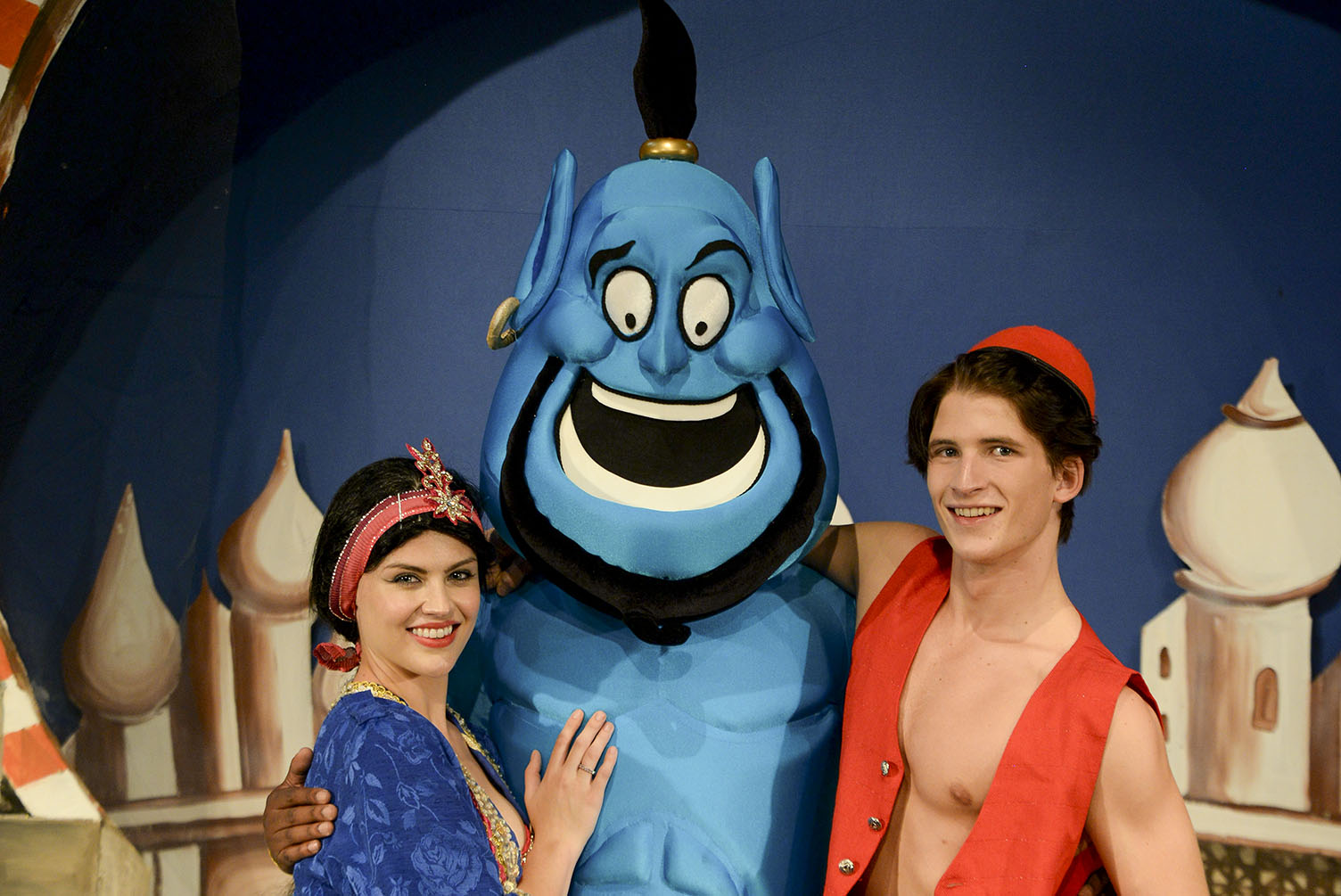 Explore a whole new world with Aladdin these school holidays