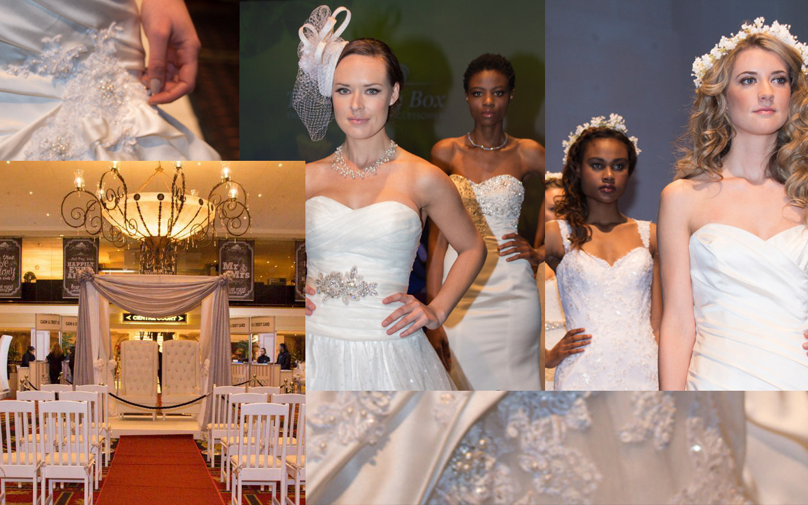 The wedding expo that saves bridal couples time & money!