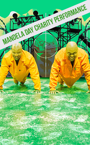 The South African State Theatre host Nelson Mandela Day
