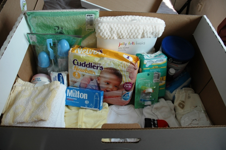 NATIONAL ADOPTION COALITION LAUNCHES THE 'CARE CRIB' FOR MOMS IN NEED