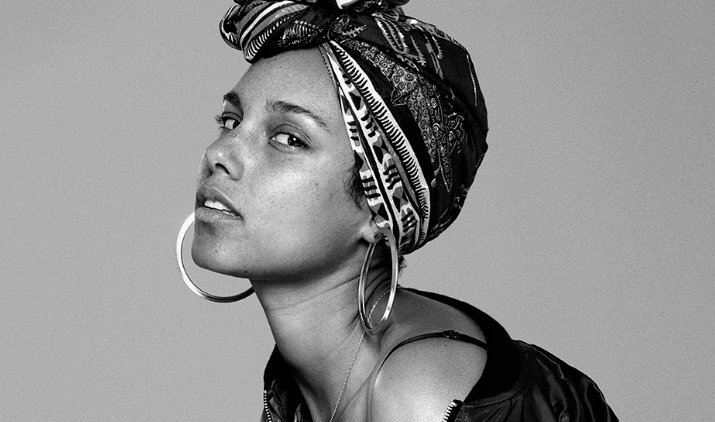 Black Coffee blesses Alicia Keys with a remix