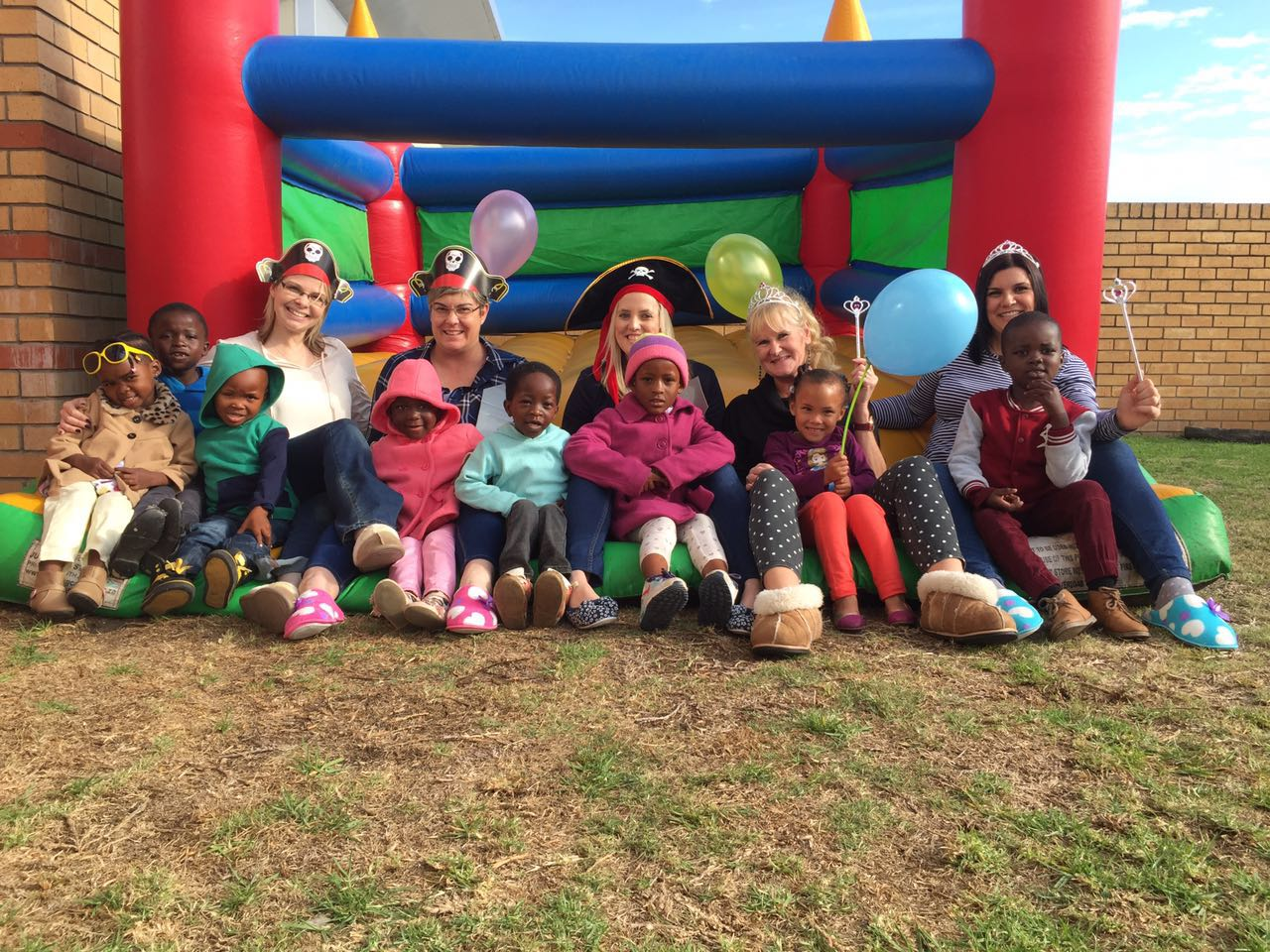 All smiles as Rushmere Noach celebrate Mandela  Day with Reach for a Dream
