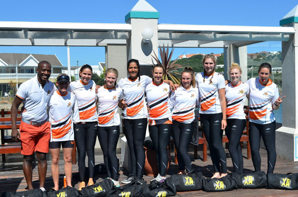 Top national award for UJ rowing