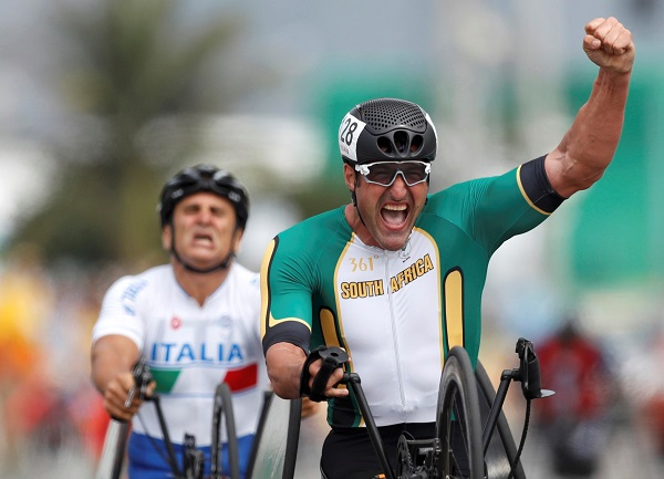 Olympics have inspired me, says Van Dyk