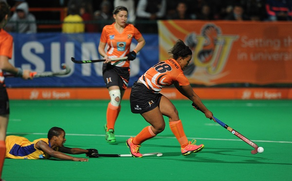 Indoor hockey camp a learning curve for UJ stars