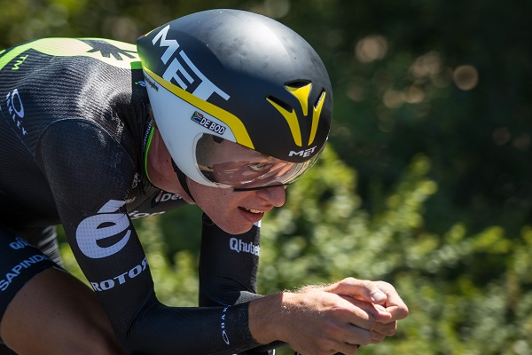 Defending champ on a mission at Tour of Good Hope