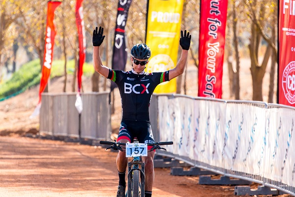 Kruger and Buchacher dominate in Paarl