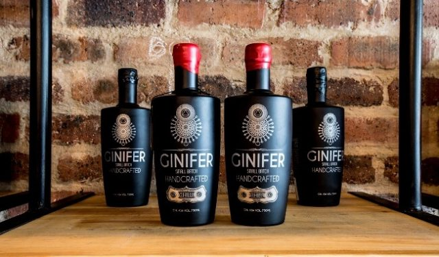 Ginifer lands four awards in American Distilling Institute's craft spirits competition