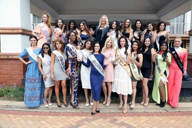 Durban welcomes the world as 84 Mrs Universe contestants jet in