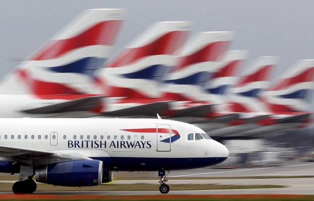 Grape expectations for British Airways' New Port