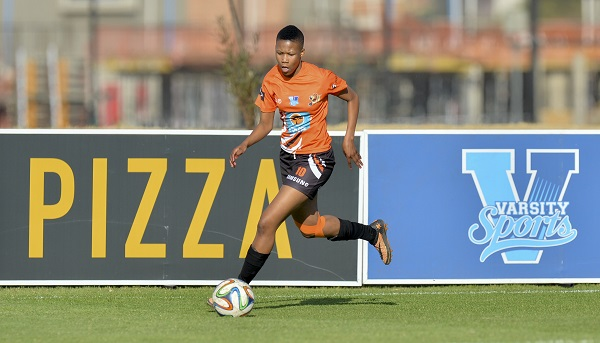 UJ women ready to challenge for Varsity Football title
