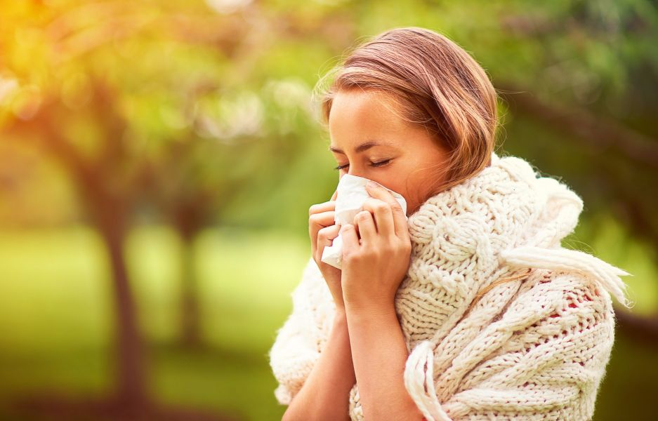 42% of hayfever sufferers don't have a battle plan in place this season