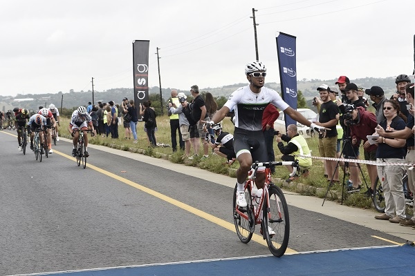 Butler powers his way to Berge en Dale title