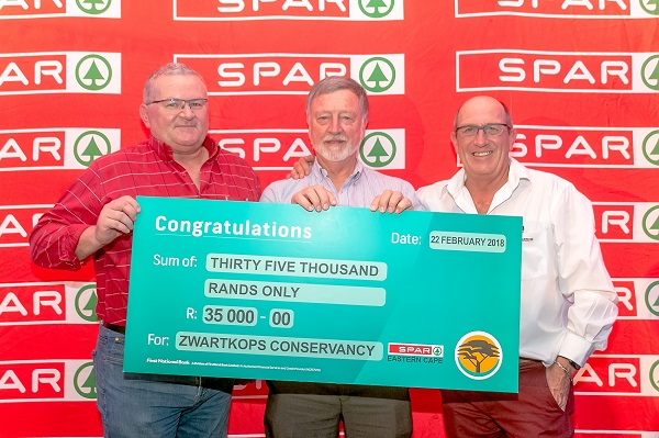 SPAR golf day again a hit with charities