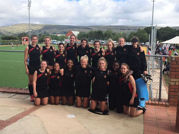 Kingswood qualify for provincial hockey finals