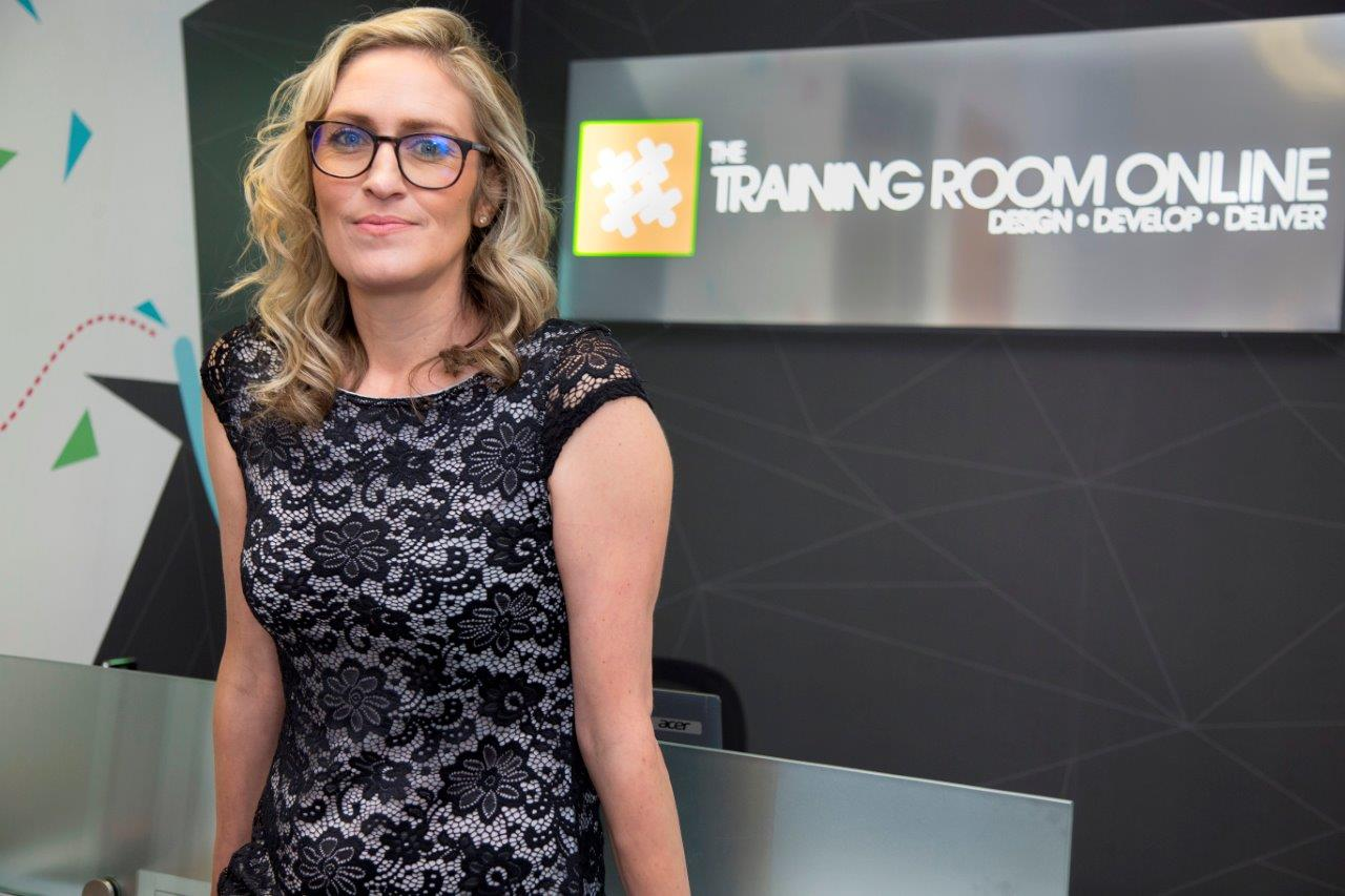 The Training Room Online: At the forefront of an education revolution