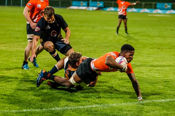 UJ rugby squad have sights on the play-offs