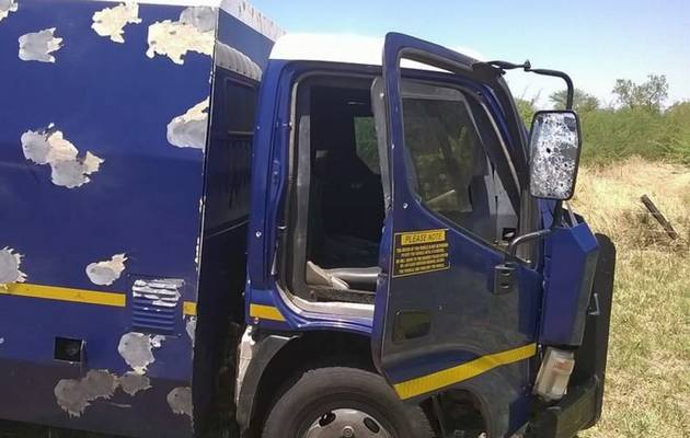 Cash In Transit Heists on the rise