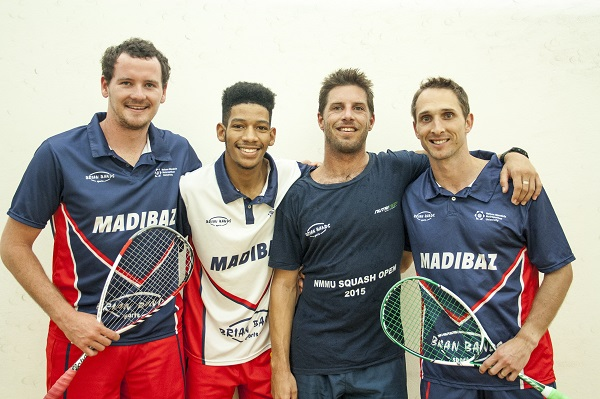 Madibaz team boosted for USSA tournament