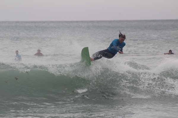 Madibaz surfers fired up for Vic Bay challenge