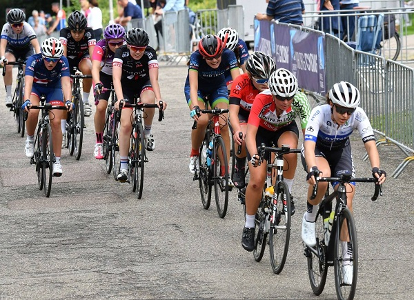 Britz to draw on European experience at world cycling champs