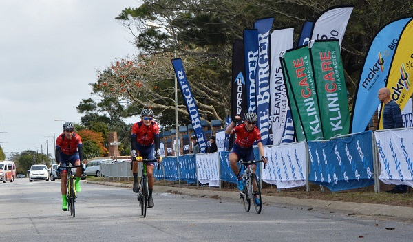 Cape Town's Du Plooy takes Makro cycling title