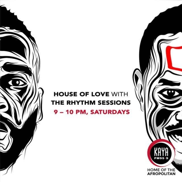 TheRhythmSessions launches 'House of Love' event