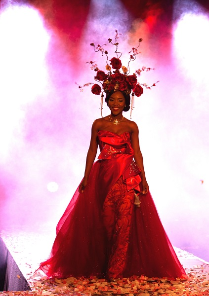 Popular fashion extravaganza gives Igazi a welcome boost