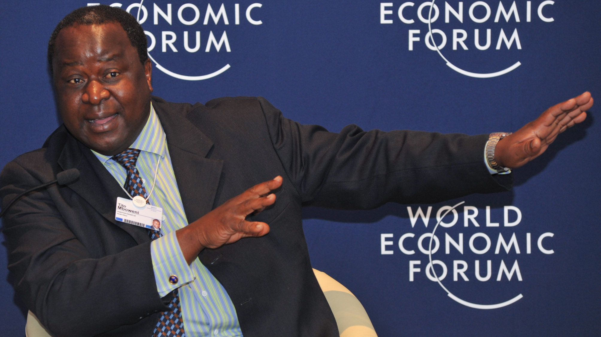 President Cyril Ramaphosa on position of Finance Minister