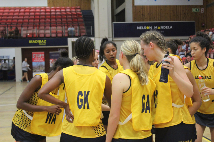 Record number attend Madibaz netball tournament