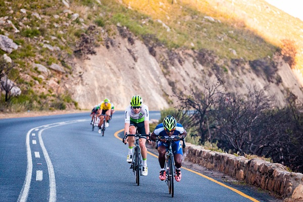 Late route change ups the ante in Tour of Good Hope