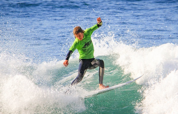 Madibaz ready to build on USSA surfing experience