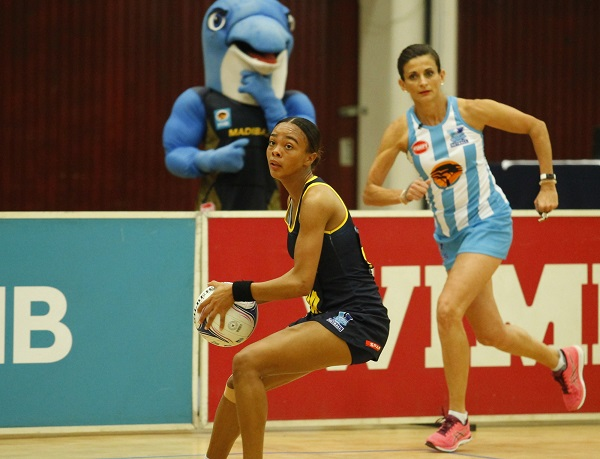 Madibaz need to stay focused in Varsity Netball
