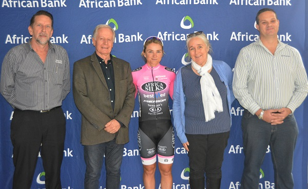 Schoeman relishes role as cycle tour ambassador