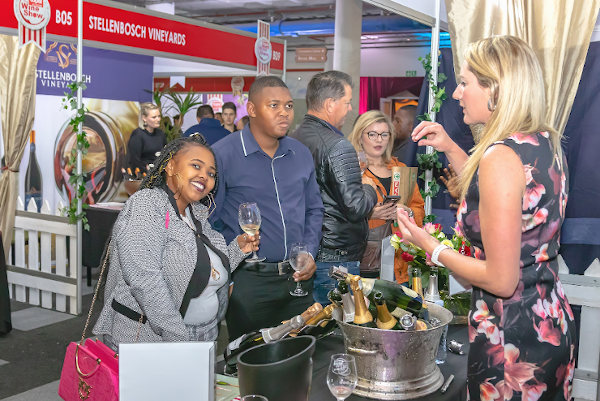 TOPS Wine Show a first for East London