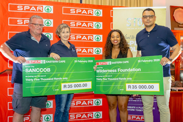New elements spice up SPAR Charity Golf Day