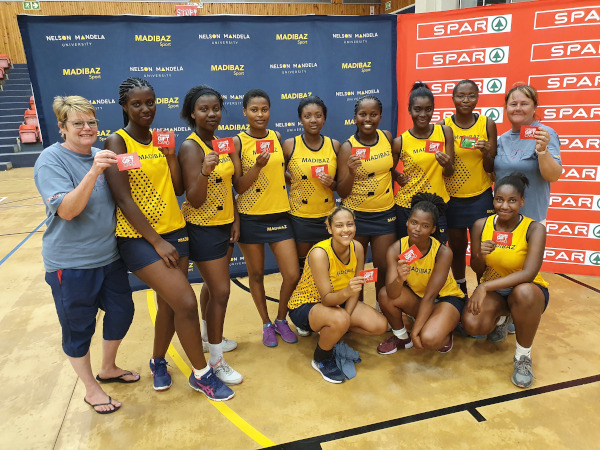 Array of talent on display at Madibaz netball event