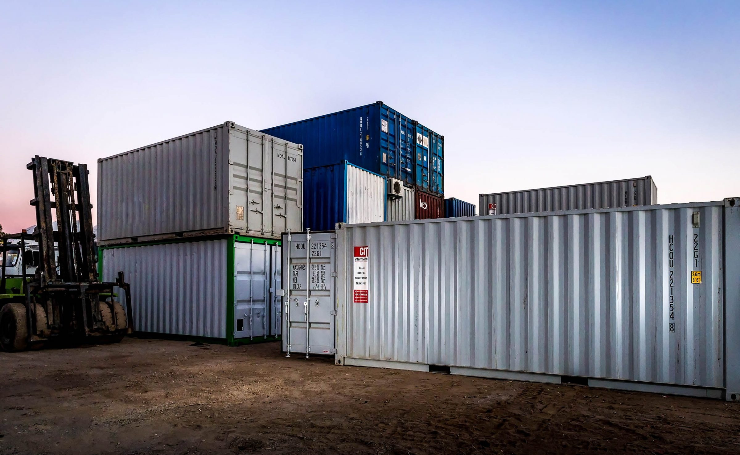 How The Container Industry Has Changed Due to Covid