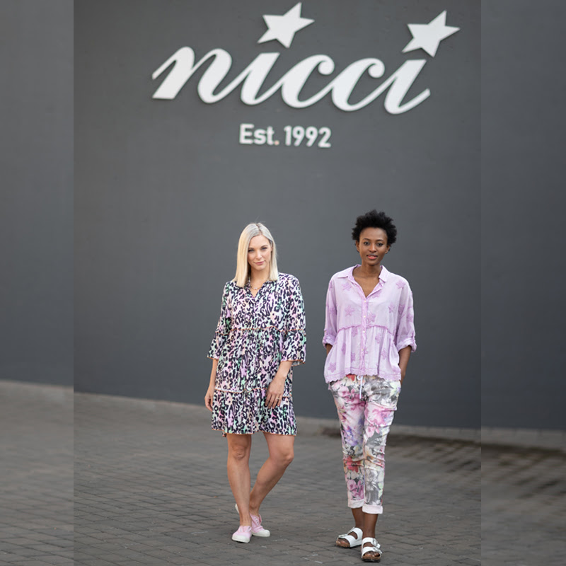 Meet Hangouts 1 of 4,776 Nicci Boutique opens in Canal Walk Cape Town.