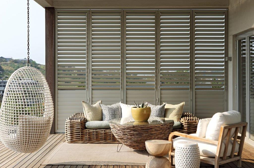 10 Reasons Why Shutters Are The Ideal Solution For Your Home's Outdoor Spaces